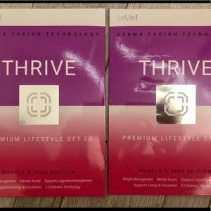 Thrive level premium lifestile DFT ,two packet